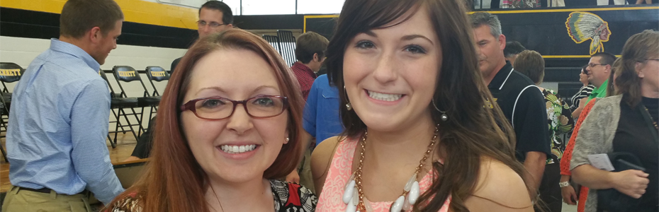 ACES Student Alli Mowrer Receives 2015 Tamra Lisy Memorial Scholarship