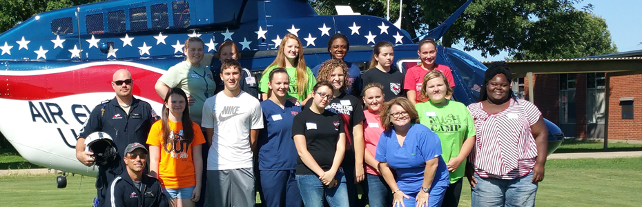 2015 Sikeston MASH Camp for High School Students