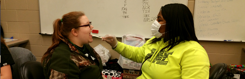 Sikeston OHCAP Students Learn About Forensic Odontology